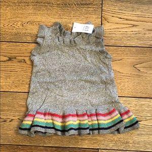 Gap new infant sleeveless dress